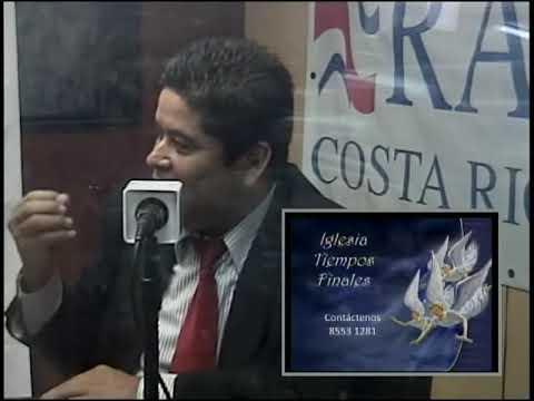 """JHOANN PIEDRAHITA. """"CLAMOR DE MEDIA NOCHE EN RADIO COSTA RICA. #6"""