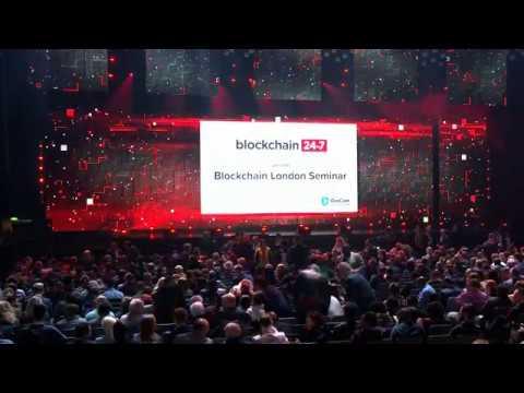 Blockchain Dascoin Event in London 26 - 27 april 2018