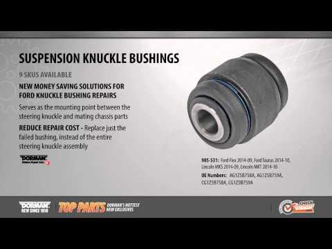 Suspension Knuckle Bushing Rear Upper Dorman 905-531