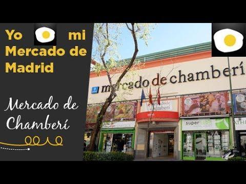 Mercado de Chamberí | Yo amo mi Mercado de Madrid