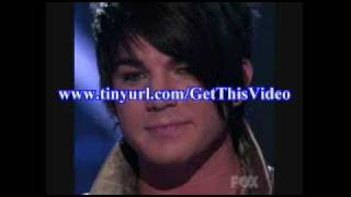 Adam Lambert - Top 11 - Ring of Fire