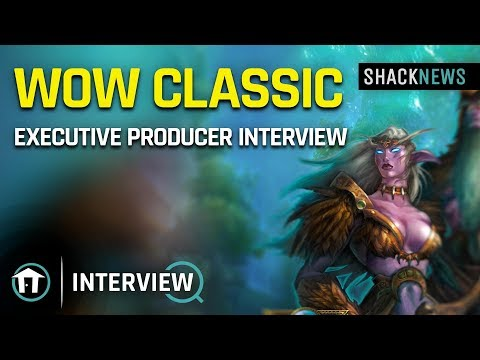 WoW Classic - Executive Producer Interview