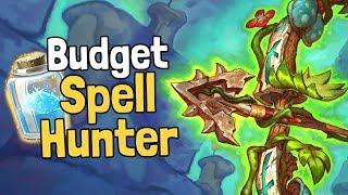 Budget Spell Hunter Deck Guide (K&C) - Hearthstone