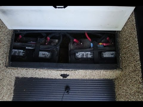 winnebago itasca wiring diagrams fuel pressure gauge diagram does your motorhome's engine charge house battery? - youtube