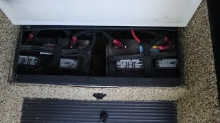 Does your Motorhome's Engine Charge Your House Battery?