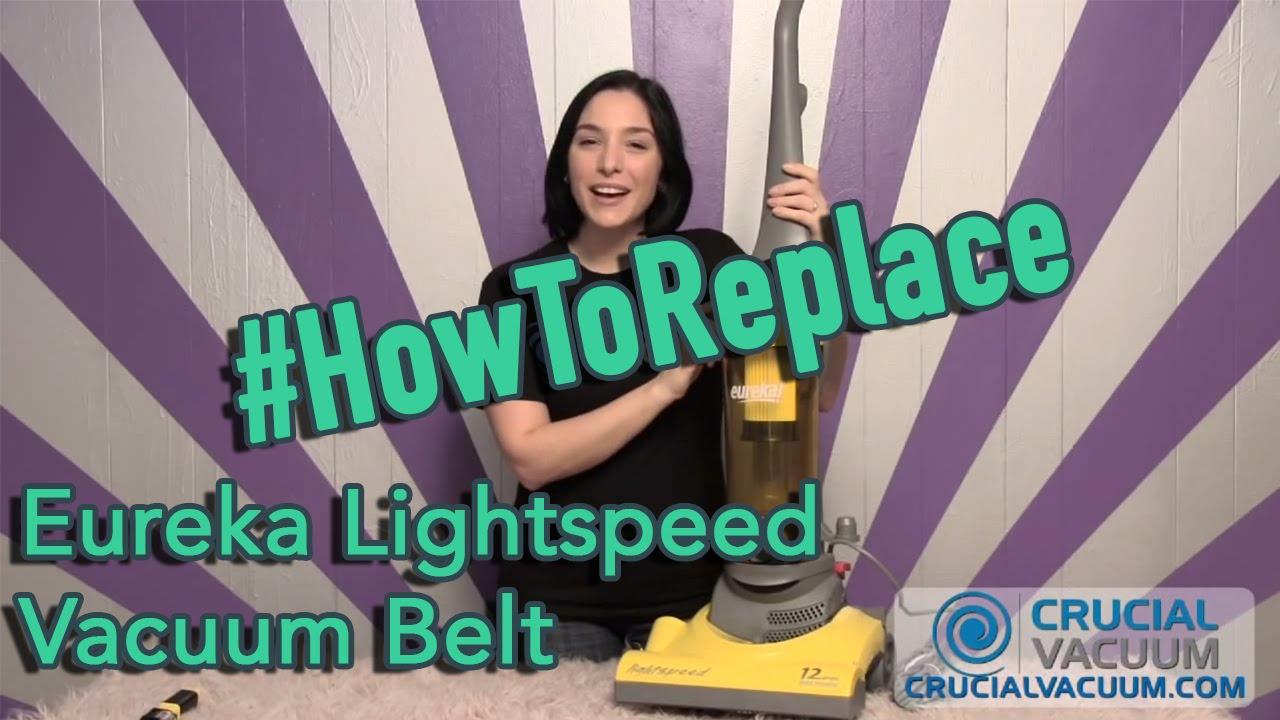 Eureka Lightspeed Vacuum Belt Replacement For 4700d