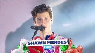 shawn mendes ruin live at capitals summertime ball 2018