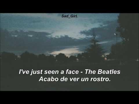 The beatles - I've seen just a face (Sub. Español)