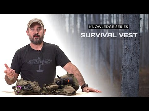 Knowledge Series: Survival vest philosophy