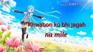 Download Lagu Baarish (Lyrics Song) - Female Virsion Terbaru