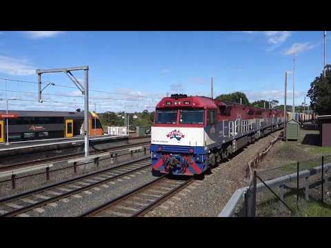 Sydney Metropolitan Goods Lines - Dulwich Hill - 23/11/18