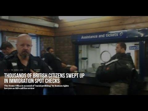 Bureau Local: immigration spot checks