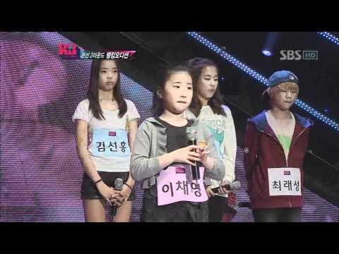 KPOPSTAR ep6. KPOPSTAR Leechaeyoung - Nobody