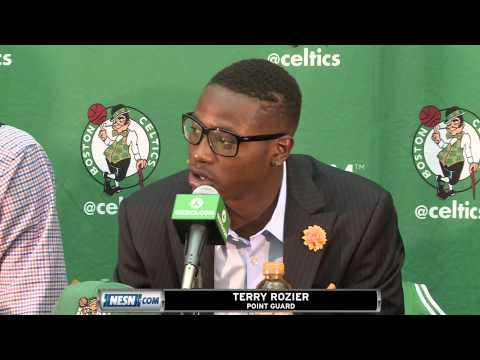 Celtics Introduce Their 2015 NBA Draft Picks