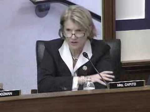 2/2/2010 - Capito Questions FAA Administrator at Airline Safety Hearing