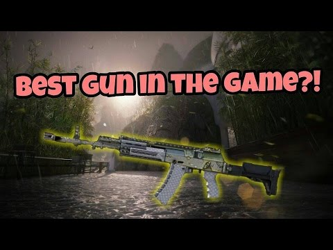 Advanced Warfare: My favourite gun! :D
