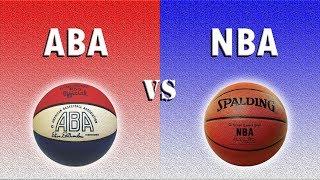 ABA vs NBA