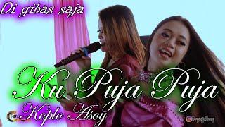 """Ku puja puja """" Ica Libra feat Ema R Puri """" Di koploin jaipong"""