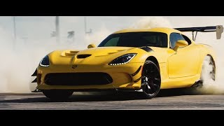 The Last Dodge Viper from -Dan Balan - Hold On Love (Official Video)