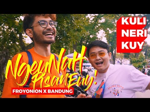 KULINER BANDUNG DAHAR HEULA | Froyonion X Bandung