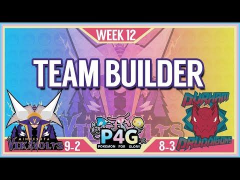 Repeat St  Louis Rampardos Team Building WBE S1 Week 2: VS