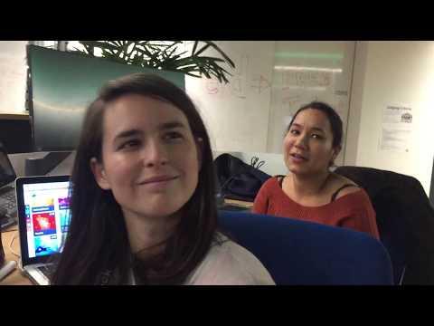 Team chat. GovHack 2017 Melbourne