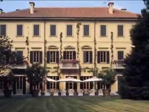 Interni Di Villa San Martino : La villa ad arcore di silvio berlusconi torna al centro della scena