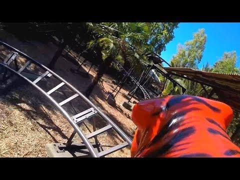 Tiger Trek (HD POV) - Oakland Zoo California