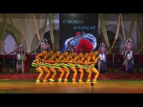South African folk dances: Zulu music, Domba, Volo, Ingoma boys, Ingoma girls, Indlamu & Mzansi