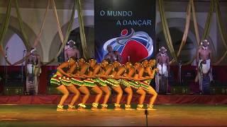 South African folk dances: Zulu music, Domba, Volo, Ingoma boys, Ingoma girls, Indlamu & Mzansi