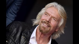 Richard Branson on disrupting the travel industry with Virgin Voyages