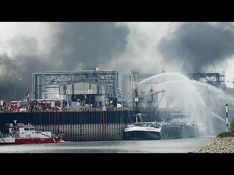 Germany: one dead and others hurt or missing after BASF chemical plant explosions