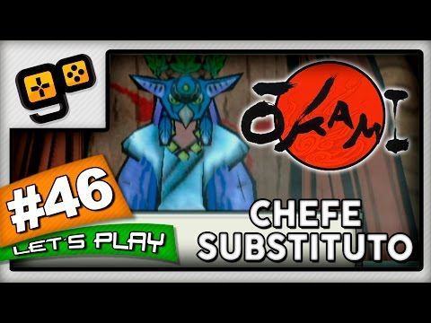 Let's Play: Okami [Wii] - Parte 46 - Chefe Substituto
