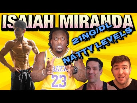 ISAIAH MIRANDA THE ULTIMATE NATTY FLOP| RESPONSE TO GREG DOUCETTE & MORE PLATE MORE DATES