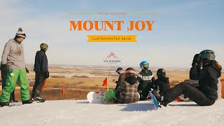 Mount Joy Snow Resort. Lloydminster AB/SK