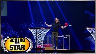 Karussell-Ball (Spiel 7) - Pietro Lombardi vs. Gil Ofarim | Schlag den Star