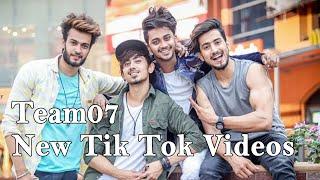 Team 07 Latest Tik Tok Comedy Video, Mr Faisu New Tik Tok Video, Hasnain Adnaan Saddu Faiz TikTok 04