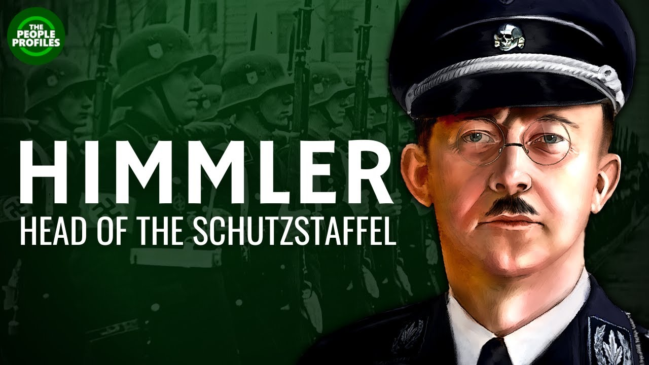 Heinrich Himmler Documentary – Biography of the life of Heinrich Himmler