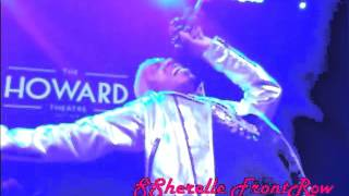 "Dru Hill Performs ""Beauty"" Live @ The Howard Theatre!!"