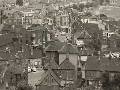 Poole Dorset 1963 - The Old Town Reborn!