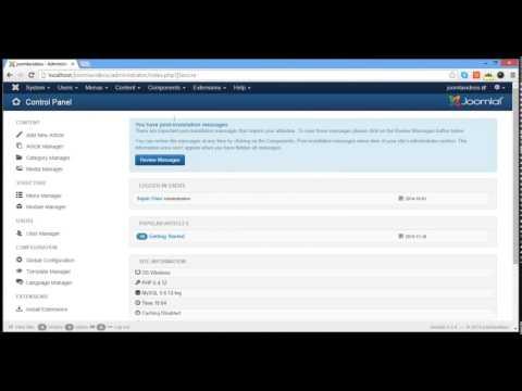 JSecure Authentication - Installation And Basic Setup