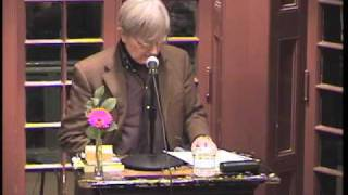 "Robert Coover answers the question ""Why Write?"""