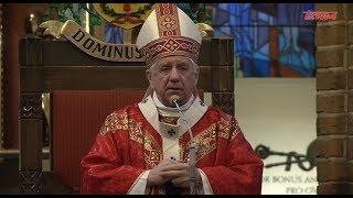 Homilia ks. abp. Andrzeja Dzięgi wygłoszona w czasie Liturgii Wielkiego Piątku