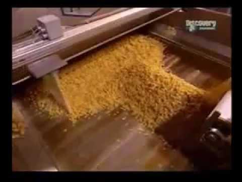 Como se hacen los Corn Flakes