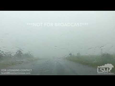05-04-18 - Brazos County TX -  Torrential Rain Travel
