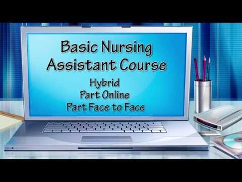 Blackhawk Technical College Nursing Assistant Program Hybrid Introduction