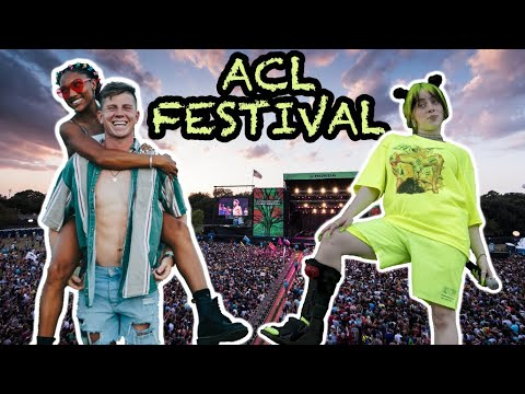 Billie Eilish Is Insane *ACL FESTIVAL VLOG*