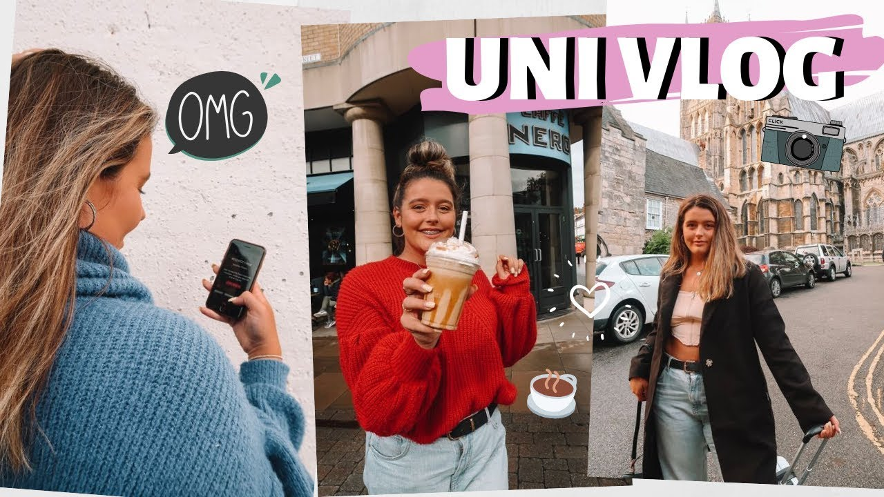 UNI VLOG | Easy Meals, Come Shopping With Me + FREE VOUCHERS FOR STUDENTS!!