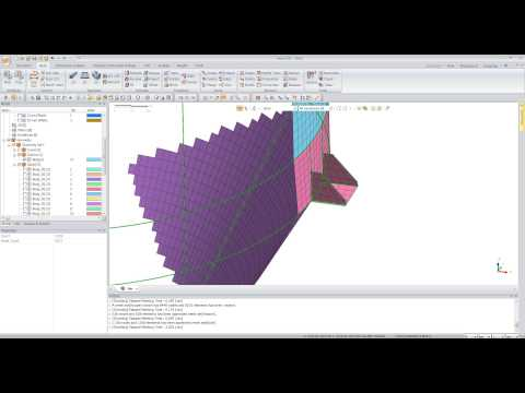 Stability check a Silo structure using finite element analysis (FEA) in midas NFX