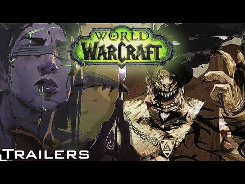 World of Warcraft Cinematic Trailer Compilation till September 2016